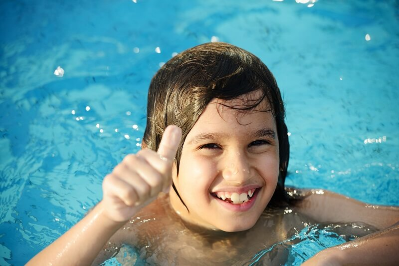 swimming pool safety tips for summer